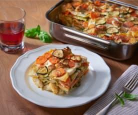 Lasagne alle verdure (vegan)