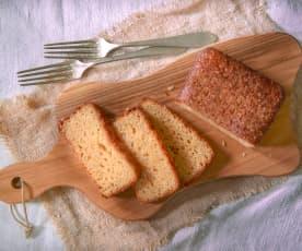 Plum cake allo yogurt di soia (vegan)