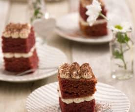 Red Velvet - ciasto buraczane