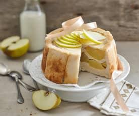 Charlotte au pain de mie