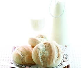 Pão de iogurte