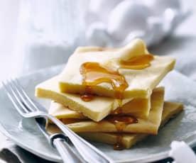 Pfannkuchen-Grundrezept für Backofen und Pfanne
