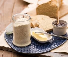 Bezglutenowa mieszanka do wypieku chleba II
