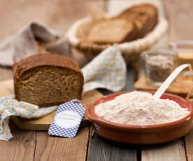 Mieszanka do wypieku chleba proteinowego