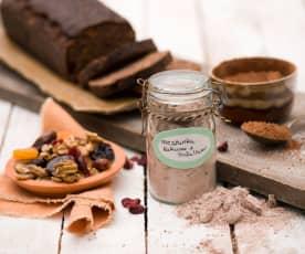 Mieszanka do wypieku chleba kakaowego z bakaliami