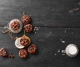 Schoko-Minz-Cookies