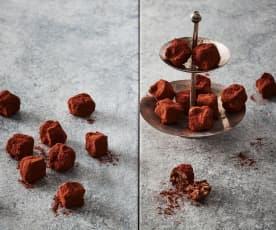 Amaretti-Pralinen