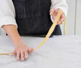 Técnica Noodles