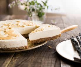 Cheesecake aux noix de cajou (sans cuisson)
