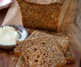 Dinkel-Malz-Brot