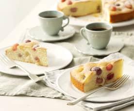Gâteau de raisin à l'huile d'olive