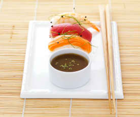 Vinaigrette au wasabi