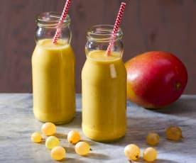 Frappè mango e uva
