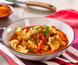 Poulet basquaise WW (ex- Weight Watchers®)