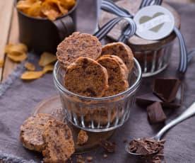 Cornflakes-Schoko-Kekse