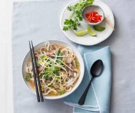 Zuppa vietnamita (Pho)
