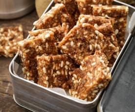 Peanut Snack Bars