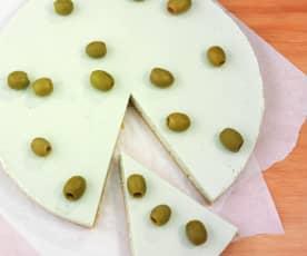 Italian Savory Cheesecake