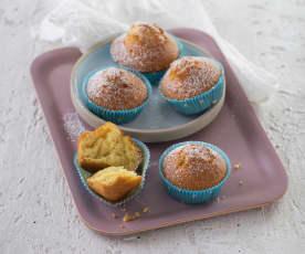 Flinke Eierlikör-Muffins