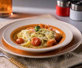 Spaghetti risottati alla carrettiera