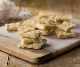Crackers di riso