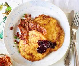 Raggmunk - schwedische Kartoffelpuffer