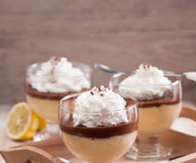 Szpajza czekoladowo-cytrynowa