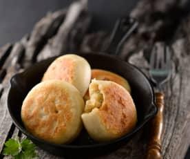 黃金泡菜餡餅