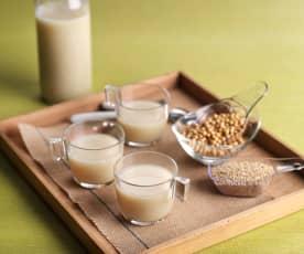 Bevanda di soia e sesamo