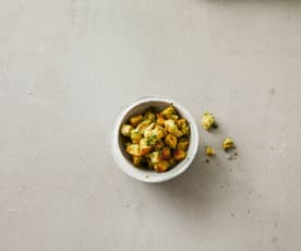 Dill-Croutons