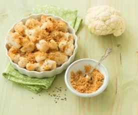 Karfiol mit Butterbröseln