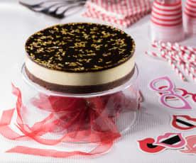 Cheesecake pistacchio e caffè