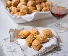 Mostaccioli siciliani