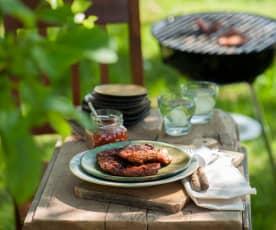 Karkówka marynowana z grilla