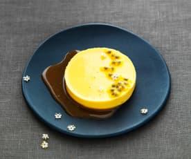 JANVIER - Crème caramel exotique - Eric Guérin
