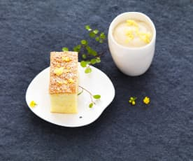 MARS - La crème et le gâteau espagnol de ma grand-mère - Richard Toix