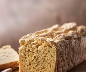 Brood van gierstmeel