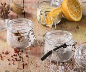 Tris di sale aromatico