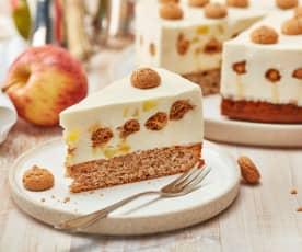 Mascarpone-Apfel-Torte