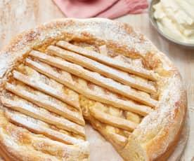 Riemchen-Apfelkuchen