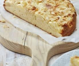 Apfel-Sandkuchen