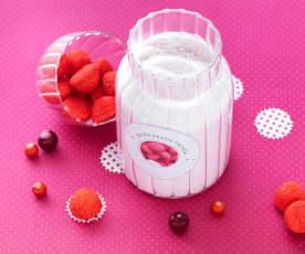 Sucre à la fraise tagada