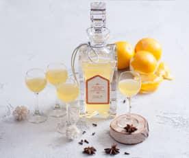 Aromatyczna nalewka pomarańczowa