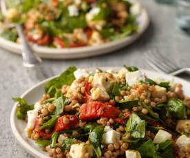 Smoky Couscous Salad