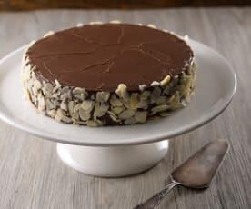 杏仁巧克力蛋糕(美味關係)