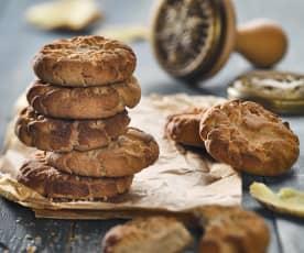 Zázvorové sušenky s medem