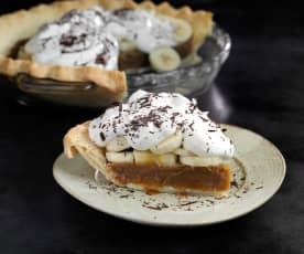 Banoffee Cream Pie