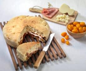 Pizzo Salentino con la gialletta