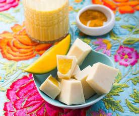 Mango-Lassi-Pralinen