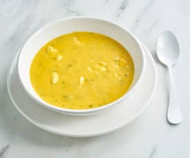 Sopa de ovo